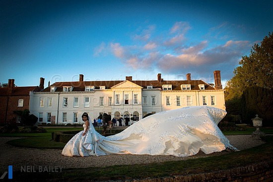 Rosann & Jonny at Gosfield Hall