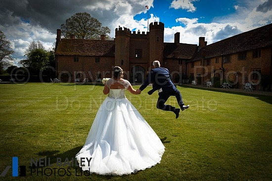 Natalie & Raymond at Leez Priory