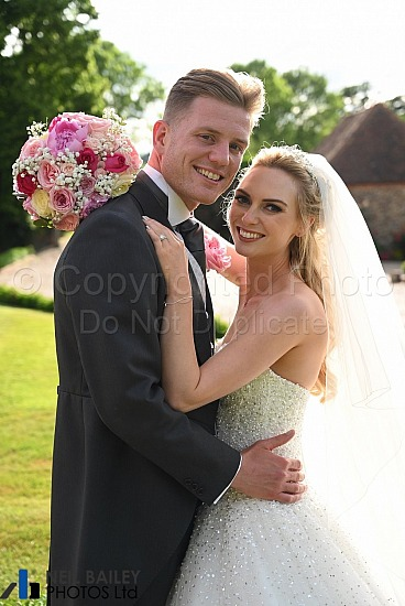Rebecca & Ian at Leez Priory