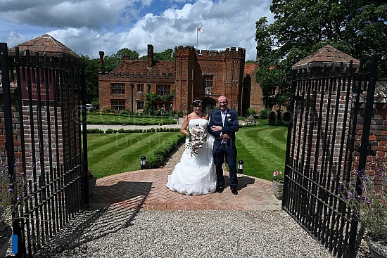 Annette & Raymond at Leez Priory