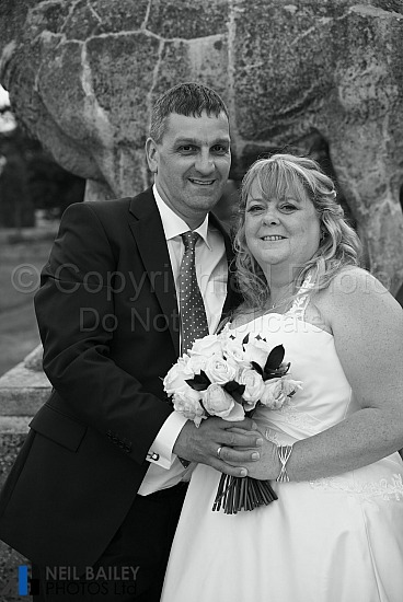 Isma & Paul at Gosfield Hall